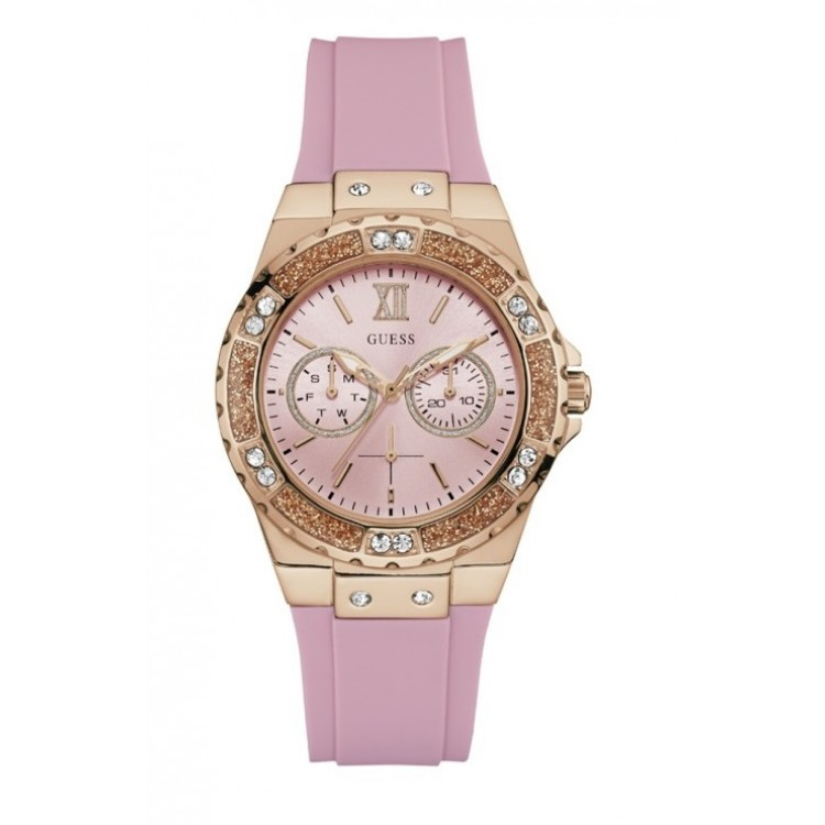 GUESS Limelight rose gold W1053L3