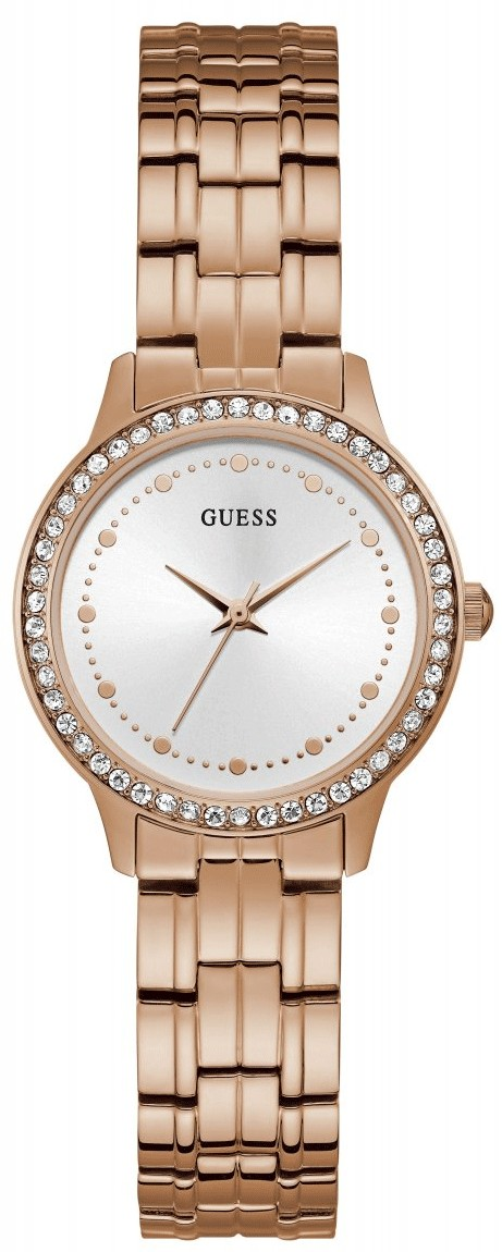 Guess Chelsea Ladies Dress Rose Gold W1209L3