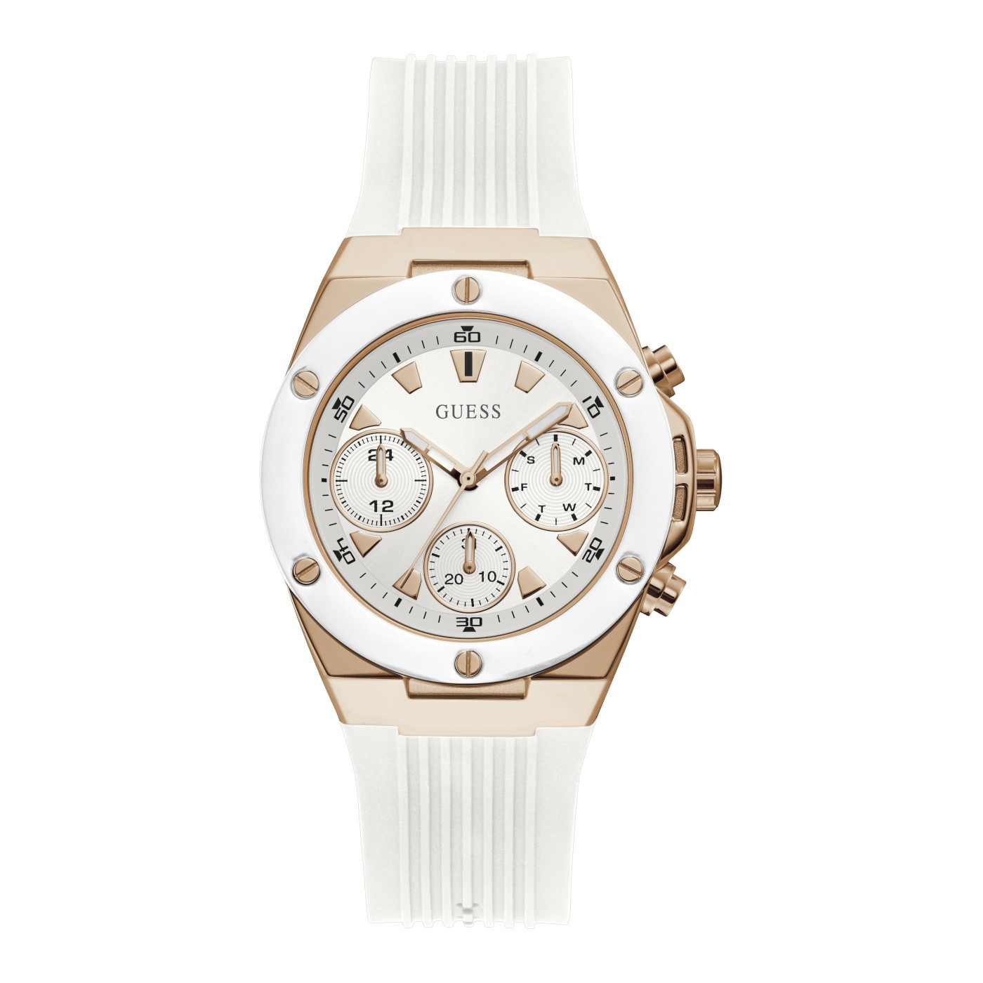 Guess Athena Sport Rose Gold Multi-function GW0030L3