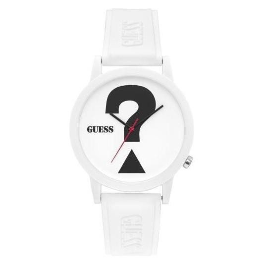 Guess Originals White Analog Watch V1041M1