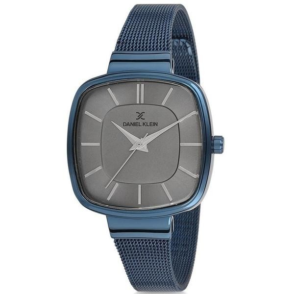 Ladies blue square mesh strap strap