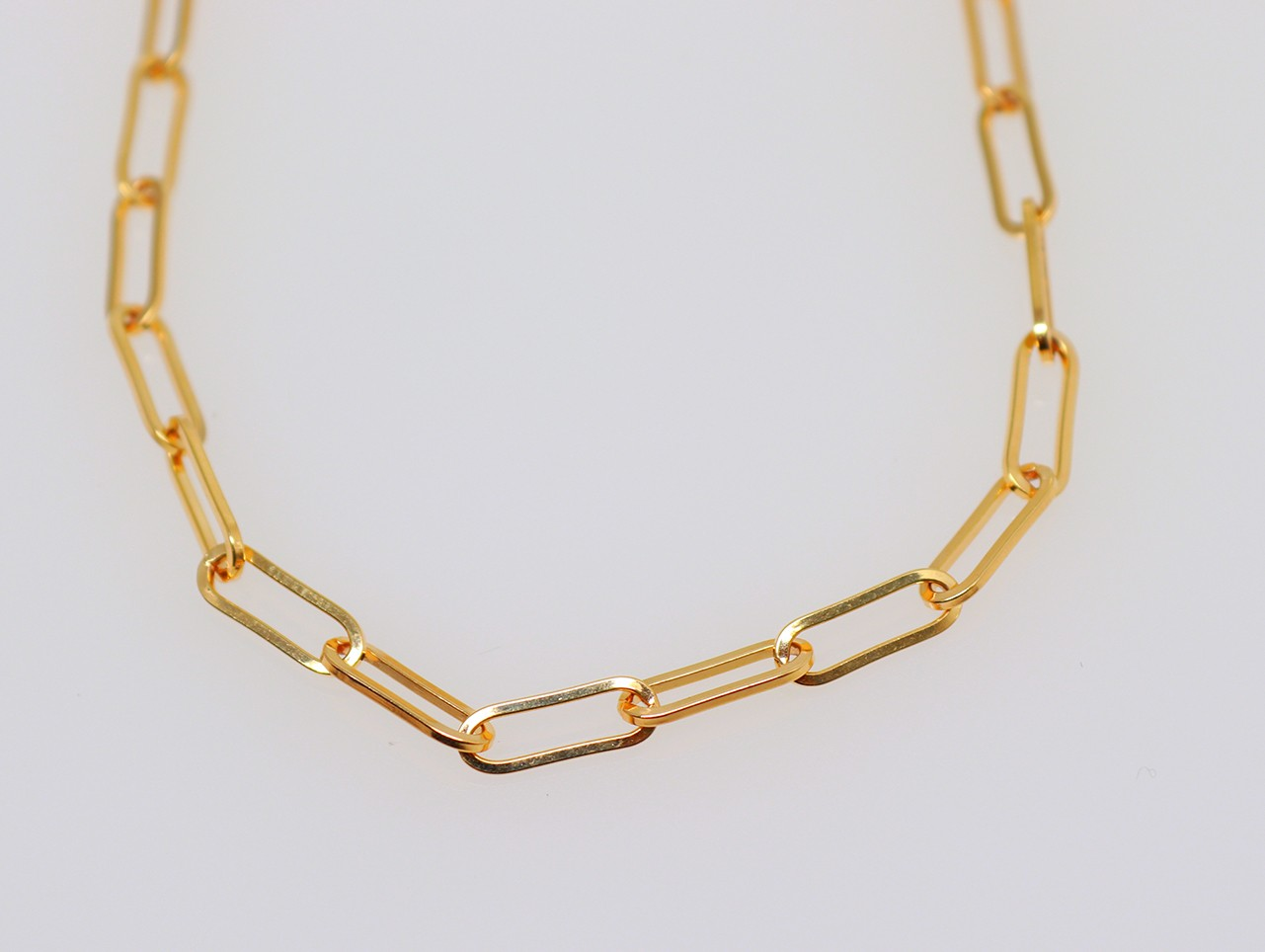 9ct yellow gold 60cm chain