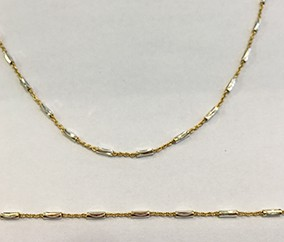Silver 925 chain & bracelet